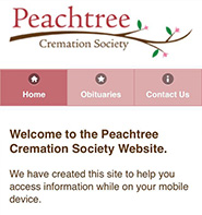 Peachtree Cremation Society