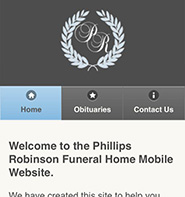 Philips Robinson Funeral Home
