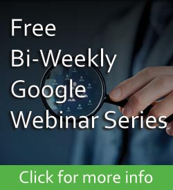 Google Webinar Series from FuneralNet